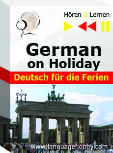 German on Holiday, Dorota Guzik
