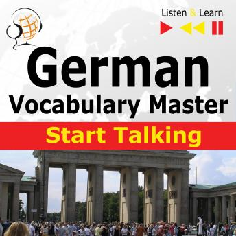 German Vocabulary Master: Start Talking (30 Topics at Elementary Level: A1-A2 - Listen & Learn)