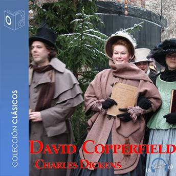 David Copperfield details