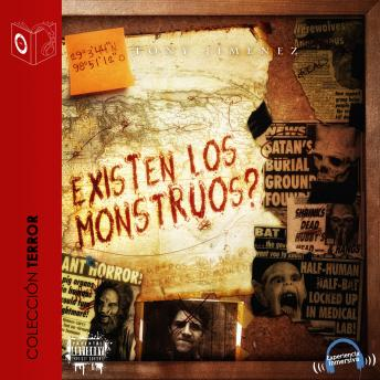 Download ¿Existen los monstruos? by Tony Jimenez