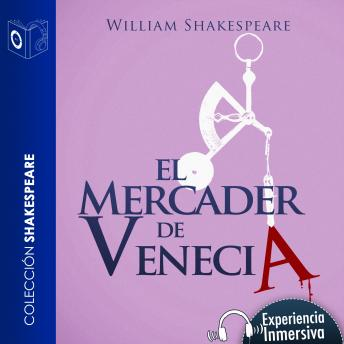 El mercader de Venecia, William Shakespeare