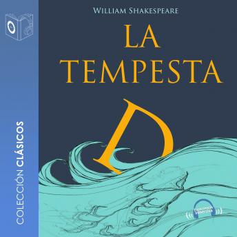 La tempestad sample.
