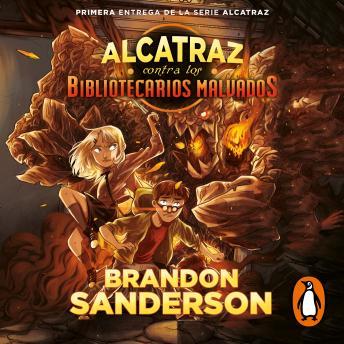 Alcatraz contra los Bibliotecarios malvados (Alcatraz contra los Bibliotecarios Malvados 1)