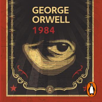 1984, Audio book by George Orwell