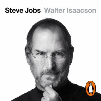 Steve Jobs, Audio book by Walter Isaacson
