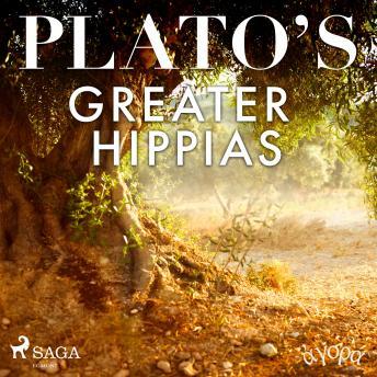 Plato's Greater Hippias details