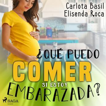 ¿Qué puedo comer si estoy embarazada? details