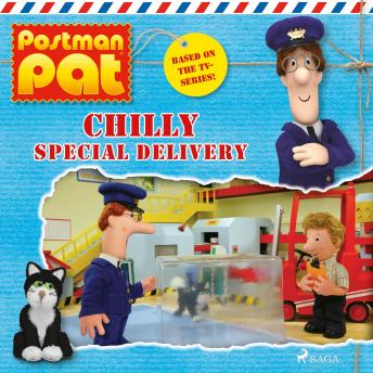 Postman Pat - Chilly Special Delivery, John A. Cunliffe
