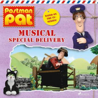 Postman Pat - Musical Special Delivery, John A. Cunliffe