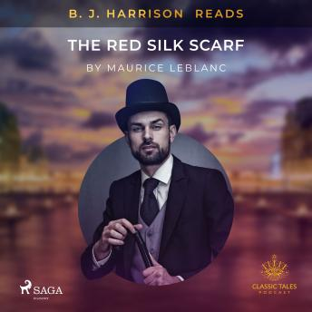 B. J. Harrison Reads The Red Silk Scarf details