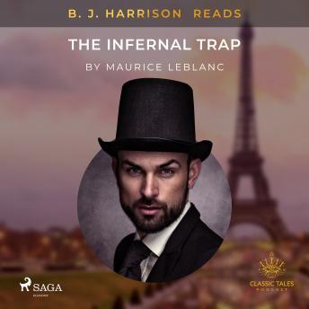B. J. Harrison Reads The Infernal Trap details