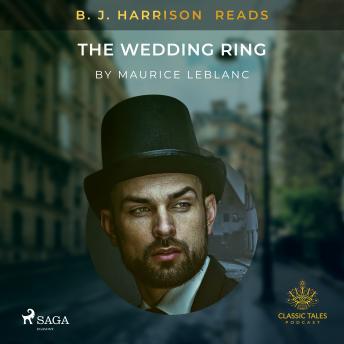 B. J. Harrison Reads The Wedding Ring details