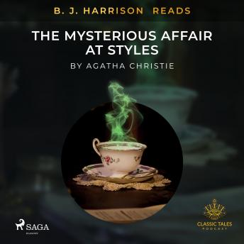 B. J. Harrison Reads The Mysterious Affair at Styles details