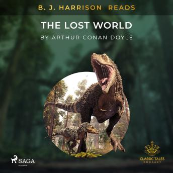 B. J. Harrison Reads The Lost World details