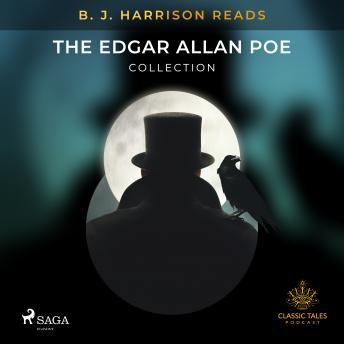 B. J. Harrison Reads The Edgar Allan Poe Collection details