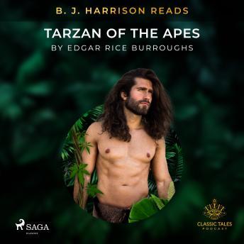 B. J. Harrison Reads Tarzan of the Apes details