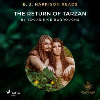 B. J. Harrison Reads The Return of Tarzan details