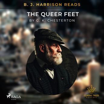 B. J. Harrison Reads The Queer Feet