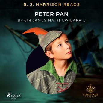 B. J. Harrison Reads Peter Pan