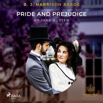B. J. Harrison Reads Pride and Prejudice details