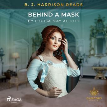 B. J. Harrison Reads Behind a Mask
