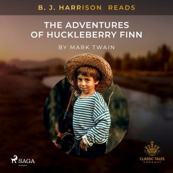 B. J. Harrison Reads The Adventures of Huckleberry Finn details