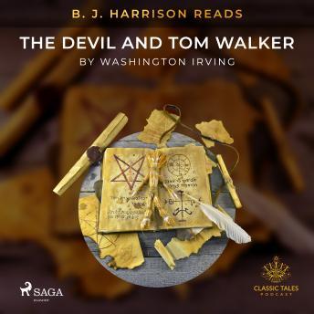 B. J. Harrison Reads The Devil and Tom Walker