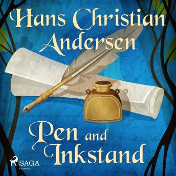 Pen and Inkstand