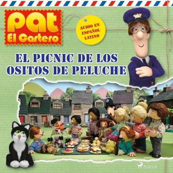 Pat el cartero - El picnic de los ositos de peluche