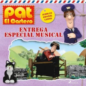 Pat el cartero - Entrega especial musical