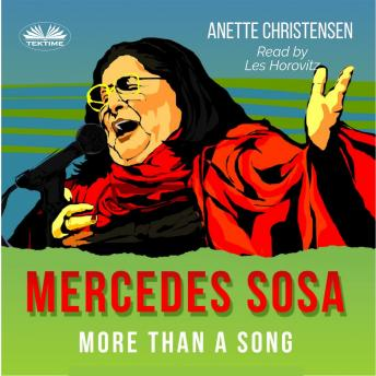 Mercedes Sosa - More Than A Song, Anette Christensen