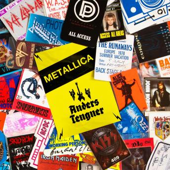 Download Access all areas - METALLICA by Anders Tengner