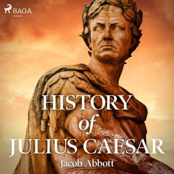 History of Julius Caesar details