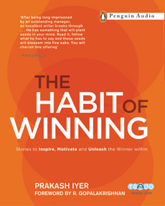 Habit of Wining, Prakash Iyer