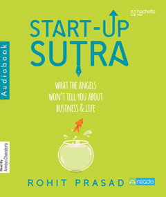 Start-Up Sutra, Rohit Prasad