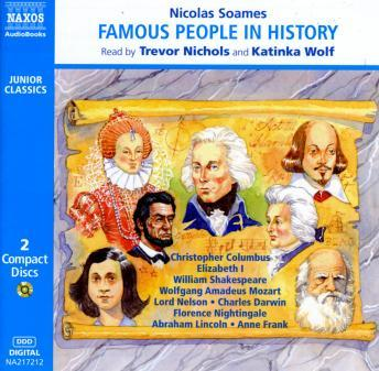 Famous People in History, Vol. 1