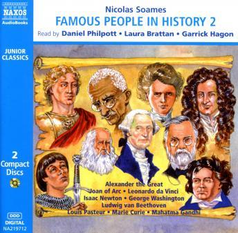 Famous People in History, Vol. 2, Nicolas Soames