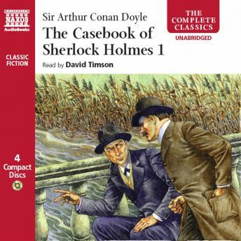 The Casebook of Sherlock Holmes - Volume I
