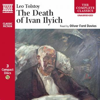 Death of Ivan Ilyich, Leo Tolstoy