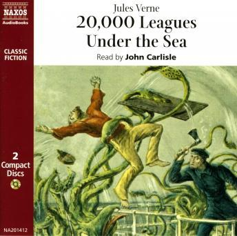 20,000 Leagues Under the Sea, Jules Verne