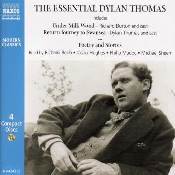 Dylan Thomas sample.