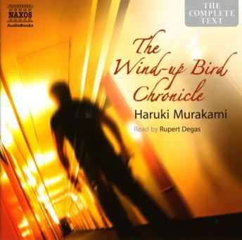 Wind-up Bird Chronicle, Haruki Murakami