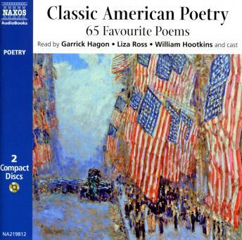 Classic American Poetry, Ralph Waldo Emerson, Walt Whitman, Robert Lowell, Henry Wadsworth Longfellow, Robert Frost