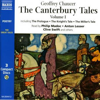 Canterbury Tales, Vol.  1 (Modern English Verse Translation)