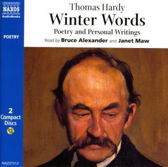 Winter Words, Thomas Hardy