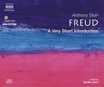 Freud: A Very Short Introduction, Anthony Storr