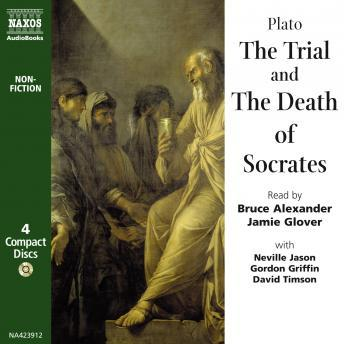 Trial and Death of Socrates, Plato