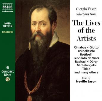 Lives of the Great Artists, Giorgio Vasari
