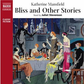 Bliss and Other Stories, Juliet Stevenson