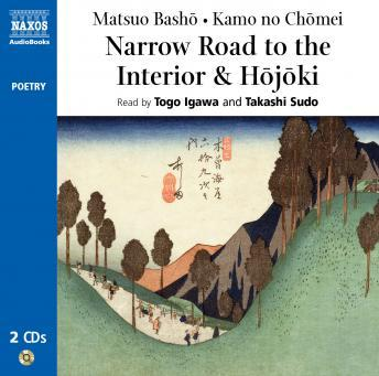 Narrow Road To the Interior, Kamo No Chomei, Matsuo Basho